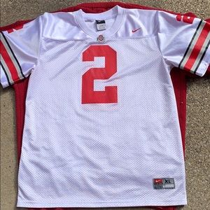 🏈Ohio State Team Nike 2 Jersey youth XL🏈